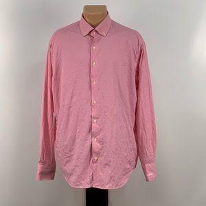 Peter Millar Summer Comfort Button Down Shirt